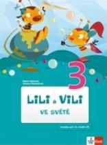 Klett Lili a Vili 3 ve světě čítanka