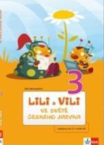 Klett Lili a Vili 3 ve světě českého jazyka
