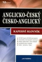 Anglicko-český/česko-anglický kapesní slovník (TZ-one)