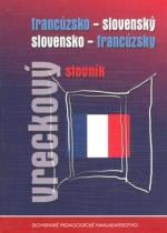 Slovenské pedagogické nakladateľstvo Francúzsko - slovenský, slovensko - francúzsky vreckový slovník