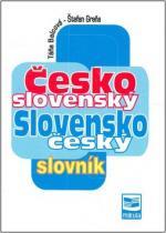 Kniha-spoločník Česko slovenský Slovensko český slovník