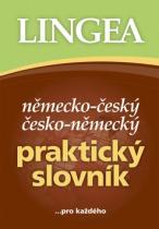 Lingea Německo-český česko-německý praktický slovník