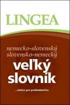 Lingea Veľký slovník nemecko-slovenský slovensko-nemecký