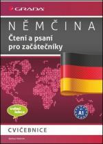 GRADA Němčina Čtení a psaní pro začátečníky