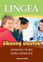 Lingea Německo-český česko-německý šikovný slovník