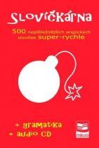 Mikula Slovíčkárna + CD