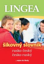 Lingea Rusko-český česko-ruský šikovný slovník