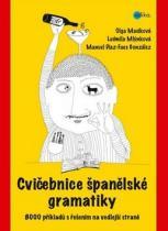 Edika Cvičebnice španělské gramatiky