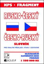 FRAGMENT Rusko-český Česko-ruský slovník