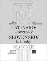 Slovenské pedagogické nakladateľstvo Latinsko-slovenský slovensko-latinský slovník