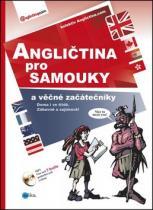 Edika Angličtina pro samouky a věčné začátečníky + CD MP3