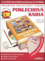 Eddica Poslechová kniha Španělská konverzační témata