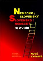 Slovenské pedagogické nakladateľstvo Nemecko - slovenský, Slovensko - nemecký slovník