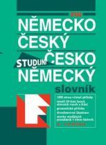 FIN Publishing FIN Německo český česko německý slovník Studijní
