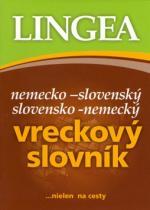 Lingea Nemecko-slovenský slovensko-nemecký vreckový slovník