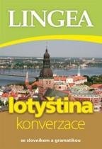 Lingea Česko-lotyšská konverzace