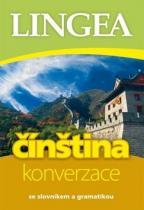 Lingea Česko-čínská konverzace