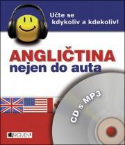 FRAGMENT Angličtina nejen do auta (CD s MP3)
