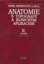 OSVETA Anatomie s topografií a klinickými aplikacemi II.