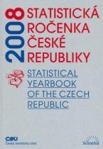 Scientia Statistická ročenka České Republiky 2008