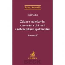 C.H.Beck Zákon o majetkovém vyrovnání s církvemi a náboženskými společnostmi