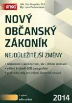 ANAG Nový občanský zákoník 2014