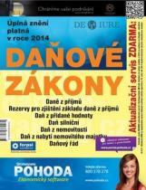 DonauMedia Daňové zákony 2014