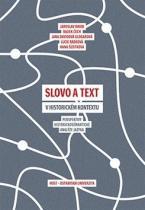 HOST Slovo a text v historickém kontextu