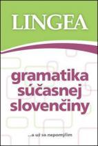 Lingea Gramatika súčasnej slovenčiny