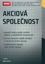 ANAG Akciová společnost podle nového zákona o obchodních korporacích 2014