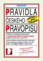 FIN Publishing Pravidla českého pravopisu