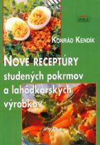 Nová práca Nové receptúry studených pokrmov a lahôdkových výrobkov