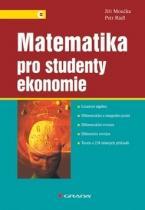 GRADA Matematika pro studenty ekonomie