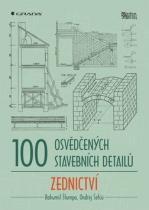 GRADA 100 osvědčených stavebních detailů zednictví