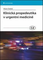 GRADA Klinická propedeutika v urgentní medicíně
