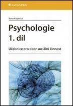 GRADA Psychologie 1.díl