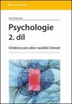 GRADA Psychologie 2. díl