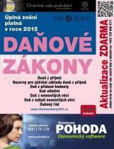 DonauMedia Daňové zákony 2015