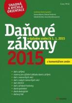 BizBooks Daňové zákony 2015