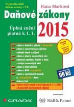 GRADA Daňové zákony 2015