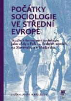 Slon Počátky sociologie ve střední Evropě