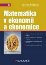 GRADA Matematika v ekonomii a ekonomice
