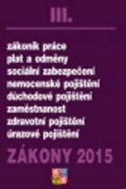 Poradce Zákony 2015 III.