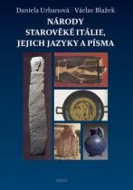 HOST Národy starověké Itálie, jejich jazyky a písma