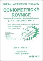 Young Scientist Goniometrické rovnice I. diel