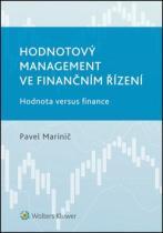 Wolters Kluwer Hodnotový management ve finančním řízení
