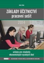 Štohl - Vzdělávací středisko Znojmo Základy účetnictví - pracovní sešit 2014
