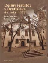 Dobrá kniha Dejiny jezuitov v Bratislave do roku 1773
