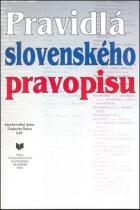 VEDA Pravidlá slovenského pravopisu