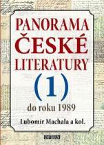 Knižní klub Panorama české literatury 1